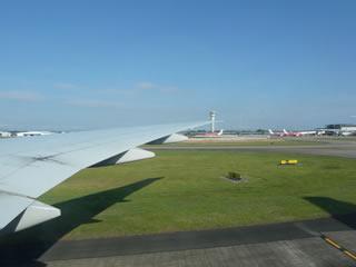 Landing in Brisbane!