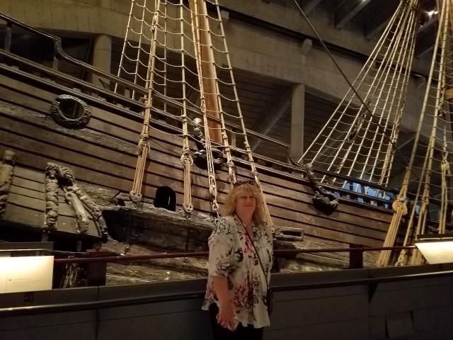 Susan and the Vasa