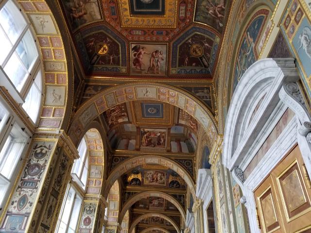 More amazing ceilings